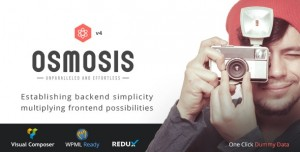 OSMOSIS V4.2.4 - RESPONSIVE MULTI-PURPOSE THEME