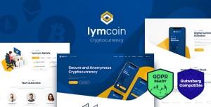 LYMCOIN V1.3.1 - CRYPTOCURRENCY & ICO WORDPRESS THEME