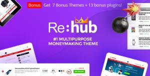 REHUB V12.7 - PRICE COMPARISON, BUSINESS COMMUNITY