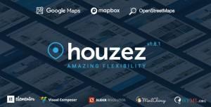 HOUZEZ V2.2.3 - REAL ESTATE WORDPRESS THEME