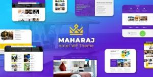 MAHARAJ TOUR V2.3 - HOTEL, TOUR, HOLIDAY THEME
