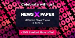 NEWSPAPER V10.3.6.1 - WORDPRESS NEWS THEME