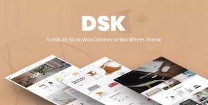 DSK V1.6 - FURNITURE STORE WOOCOMMERCE THEME