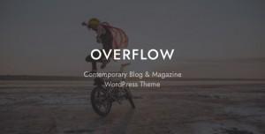 OVERFLOW V1.4.5 - CONTEMPORARY BLOG & MAGAZINE THEME