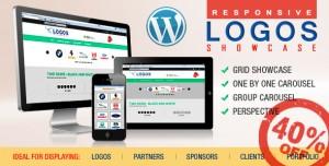 WordPress Logos Showcase v1.3.5.3 - Grid and Carousel