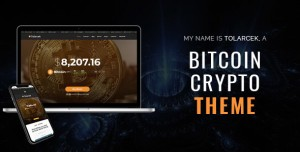 TOLARCEK V1.4 - A BITCOIN & CRYPTOCURRENCY BLOG THEME