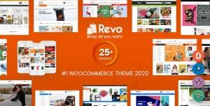 REVO V3.8.9 - MULTI-PURPOSE WOOCOMMERCE WORDPRESS THEME