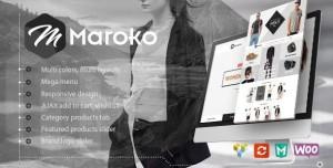 MAROKO V1.3.6 - RESPONSIVE WORDPRESS FASHION THEME