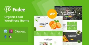 FUDEE V1.0 - ORGANIC FOOD WORDPRESS THEME