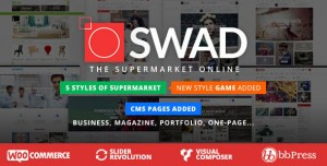 OSWAD V3.2.0 - RESPONSIVE SUPERMARKET ONLINE THEME