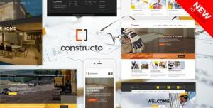 CONSTRUCTO V4.1.5 - WP CONSTRUCTION BUSINESS THEME