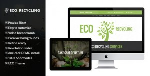 ECO RECYCLING V2.2 - A MULTIPURPOSE WOOCOMMERCE THEME