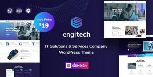 ENGITECH V1.0.6.1 - IT SOLUTIONS & SERVICES WORDPRESS THEME