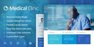 MEDICAL CLINIC V1.1.9 - HEALTH & DOCTOR MEDICAL THEME