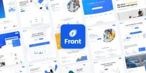 FRONT V1.0.21 - MULTIPURPOSE BUSINESS WORDPRESS THEME