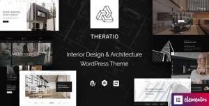 THERATIO V1.1.1 - ARCHITECTURE & INTERIOR DESIGN ELEMENTOR