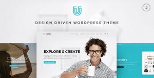 UNICON V2.7.4 - DESIGN-DRIVEN MULTIPURPOSE THEME