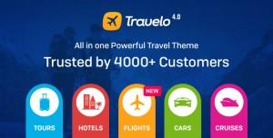 TRAVELO V4.2.1 - TRAVEL/TOUR BOOKING WORDPRESS THEME