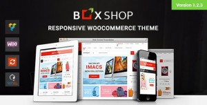 BOXSHOP V1.4.2 - RESPONSIVE WOOCOMMERCE WORDPRESS THEME