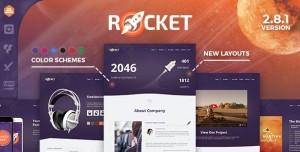 ROCKET V2.9.0 - CREATIVE MULTIPURPOSE WORDPRESS THEME