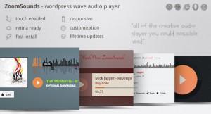 ZoomSounds v5.84 - WordPress Audio Player