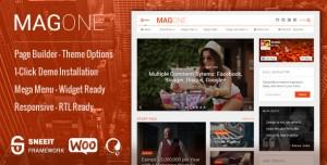 MAGONE V7.1 - NEWSPAPER & MAGAZINE WORDPRESS THEME
