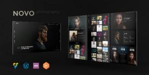 NOVO V3.1.2 - PHOTOGRAPHY WORDPRESS THEME