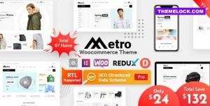 METRO V1.4.6.1 - MINIMAL WOOCOMMERCE WORDPRESS THEME