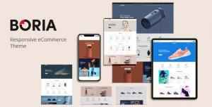 BORIA V1.0.0 - MULTIPURPOSE WOOCOMMERCE WORDPRESS THEME
