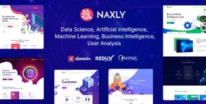 NAXLY V1.1 - DATA SCIENCE & ANALYTICS WORDPRESS THEME