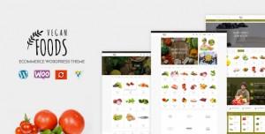 VEGAN FOOD V5.2.18 - ORGANIC STORE, FARM RESPONSIVE THEME