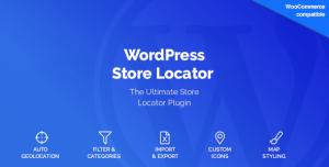 WordPress Store Locator v1.11.0