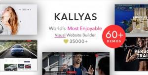 KALLYAS V4.18.0 - RESPONSIVE MULTI-PURPOSE THEME