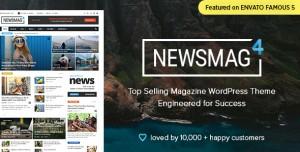 NEWSMAG V4.9.5 - NEWS MAGAZINE NEWSPAPER