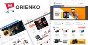 ORIENKO V1.4.7 - WOOCOMMERCE RESPONSIVE DIGITAL THEME