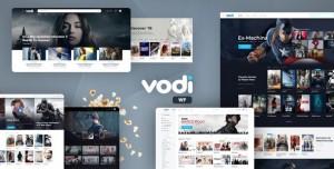 VODI V1.2.1 - VIDEO WORDPRESS THEME FOR MOVIES & TV SHOWS