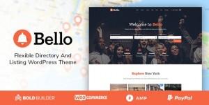 BELLO V1.5.0 - DIRECTORY & LISTING
