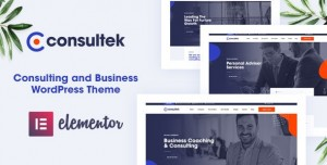CONSULTEK V1.0.4 - CONSULTING BUSINESS WORDPRESS THEME