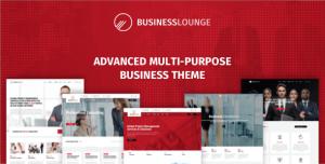 BUSINESS LOUNGE V1.9.1 - MULTI-PURPOSE BUSINESS THEME