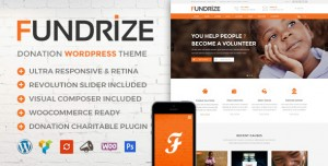 FUNDRIZE V1.12 - RESPONSIVE DONATION & CHARITY THEME