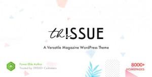 THE ISSUE V1.4.6 - VERSATILE MAGAZINE WORDPRESS THEME