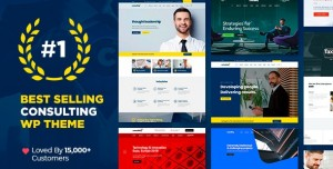 CONSULTING V5.1.2 - BUSINESS, FINANCE WORDPRESS THEME