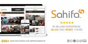 SAHIFA V5.7.2 - RESPONSIVE WORDPRESS NEWS, MAGAZINE