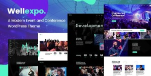 WELLEXPO V1.4 - EVENT & CONFERENCE THEME