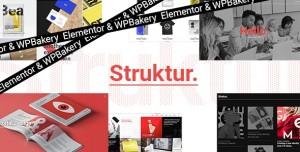 STRUKTUR V2.0 - CREATIVE AGENCY THEME