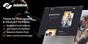 ADELINE V1.0 - PHOTOGRAPHY PORTFOLIO THEME