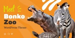 BONKO V1.0.3 - SAFARI & ZOO WORDPRESS THEME