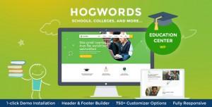 HOGWORDS V1.2.1 - EDUCATION CENTER WORDPRESS THEME