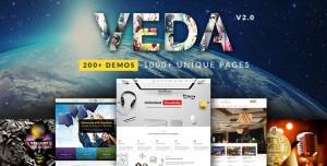 VEDA V3.0 - MULTI-PURPOSE THEME