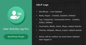 User Activity Log PRO for WordPress v1.6.1